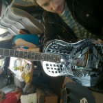 Marius Graff dobro gitar