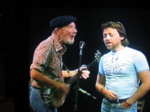 Pete Seeger & Lillebjørn Nilsen