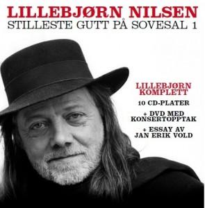 Lillebjørn Nilsen CD BOKS 2010