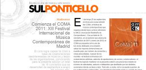 2011 COMA Madrid