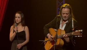 Siri Nilsen og Lillebjørn Nilsen i NRK TV
