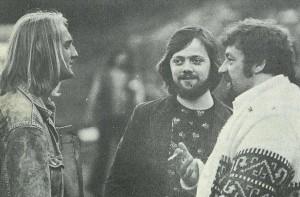 Finn Kalvik, Lillebjørn Nilsen og Cornelis Vreeswijk